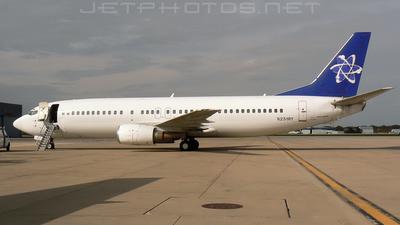 N251RY - Boeing 737-4Y0 - Ryan International Airlines