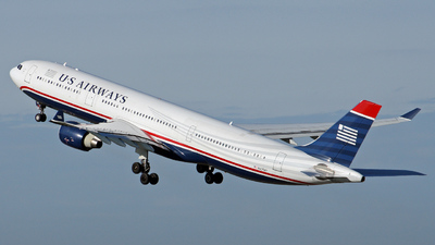 N275AY - Airbus A330-323 - US Airways