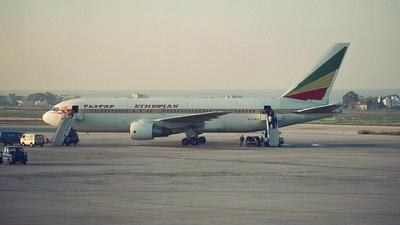 ET-AIZ - Boeing 767-260(ER) - Ethiopian Airlines
