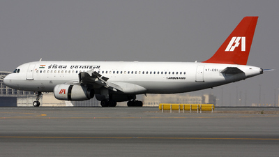 VT-ESI - Airbus A320-231 - Indian Airlines
