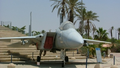 695 - McDonnell Douglas F-15 Eagle - Israel - Air Force