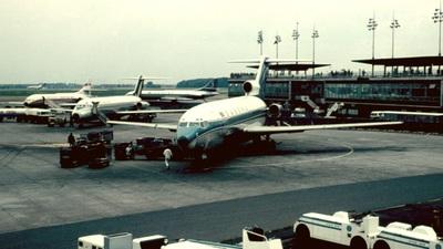 OO-STC - Boeing 727-29 - Sabena