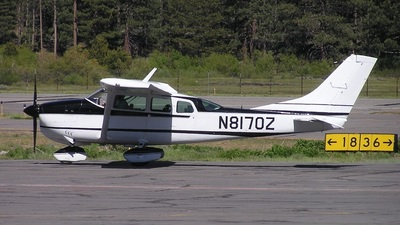 A picture of N8170Z - Cessna 2105 - [2050170] - © mike evans