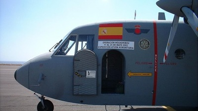 - Casa C-212 - Spain - Air Force