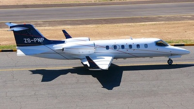 ZS-PNP - Bombardier Learjet 31A - Private