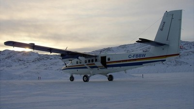 C-FBBW - De Havilland Canada DHC-6-300 Twin Otter - Kenn Borek Air