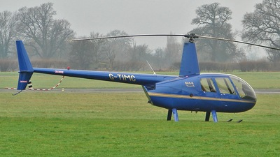 A picture of GTIMC - Robinson R44 Raven II - [11102] - © Robert Beaver