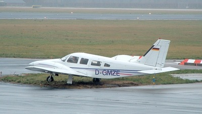D-GMZE - Piper PA-34-200T Seneca II - Private