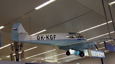 OK-KGF - Aero 45S - Private