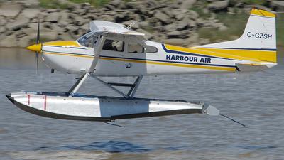 C-GZSH - Cessna A185F Skywagon - Harbour Air