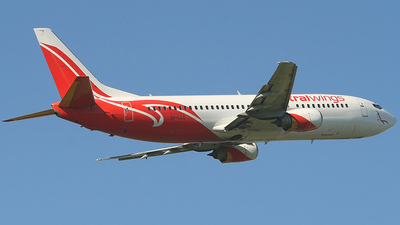 SP-LLD - Boeing 737-45D - Centralwings