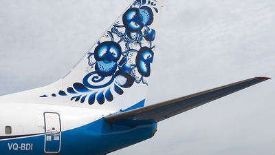 VQ-BDI - Boeing 737-73A - Moskovia Airlines