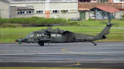 FAC4128 - Sikorsky AH-60L Arpía III - Colombia - Air Force