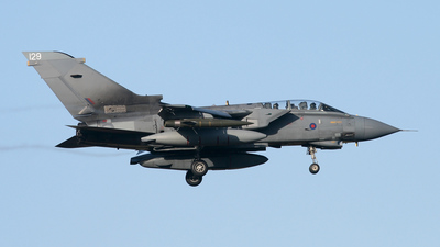 ZG752 - Panavia Tornado GR.4 - United Kingdom - Royal Air Force (RAF)