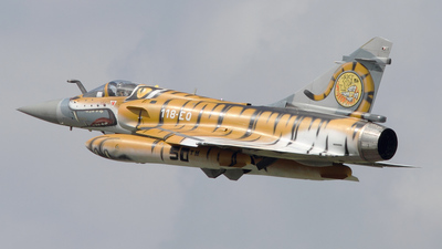 44 - Dassault Mirage 2000-5F - France - Air Force