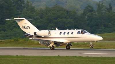 N51GS - Cessna 525 CitationJet 1 - Private