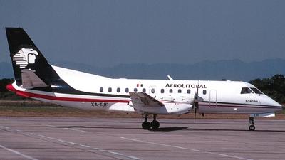 XA-TJR - Saab 340B - Aerolitoral