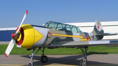 LY-AQC - Yakovlev Yak-52 - Yakkes Foundation