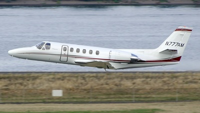 N777AM - Cessna S550 Citation SII - Private