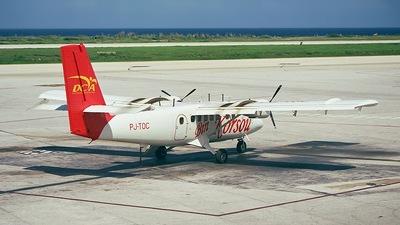 PJ-TOC - De Havilland Canada DHC-6-300 Twin Otter - Dutch Caribbean Airlines (DCA)