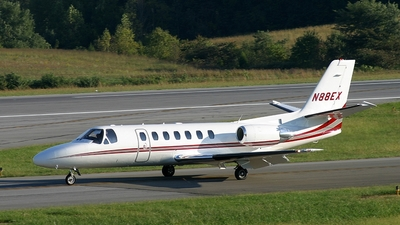 N88EX - Cessna 560 Citation Ultra - Private