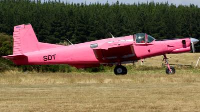 ZK-SDT - Pacific Aerospace Cresco 08-600 - Skydive Taupo