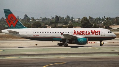 N626AW - Airbus A320-231 - America West Airlines