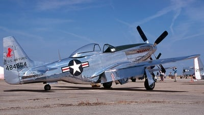 N4223A - North American P-51D Mustang - Private