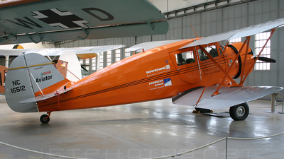 NC16512 - Waco YKS-6 - Private