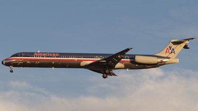 N262AA - McDonnell Douglas MD-82 - American Airlines