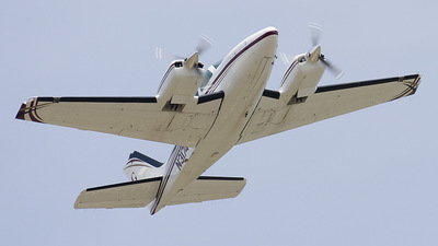 A picture of N3174T - Beech 58 Baron - [TH1874] - © Phil Gengler