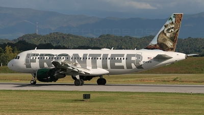 N923FR - Airbus A319-111 - Frontier Airlines