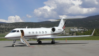 N480QS - Gulfstream G-IV(SP) - NetJets Aviation