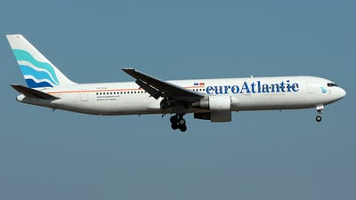CS-TLQ - Boeing 767-3Y0(ER) - EuroAtlantic Airways