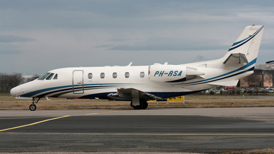 PH-RSA - Cessna 560XL Citation Excel - Cartier Europe