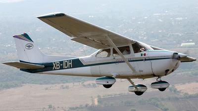 XB-IDH - Cessna 172N Skyhawk II - Escuela de Aviación México