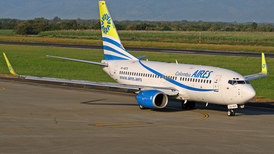 HK-4675 - Boeing 737-73V - Aires Colombia