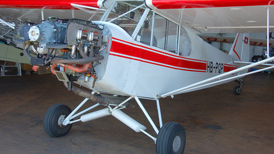 HB-PQP - Piper PA-18-150 Super Cub - Private