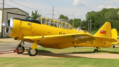 - North American AT-6 Harvard - Private