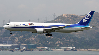 JA8358 - Boeing 767-381(ER) - All Nippon Airways (ANA)