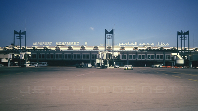 GMMN - Airport - Terminal