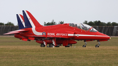 XX266 - British Aerospace Hawk T.1A - United Kingdom - Royal Air Force (RAF)