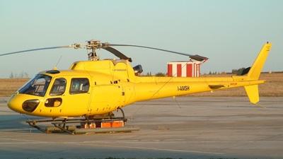 I-AMSH - Eurocopter AS 350B2 Ecureuil - Dedalus
