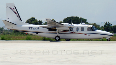 A picture of YV1851 - Gulfstream 690C Jetprop Commander 840 - [11735] - © Robinson Joa Li