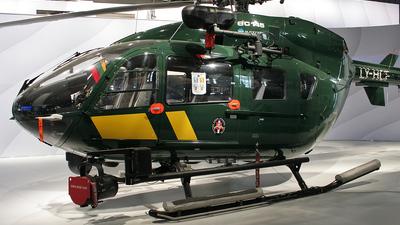 LY-HCF - Eurocopter EC 145 - Lithuania - Border Guard