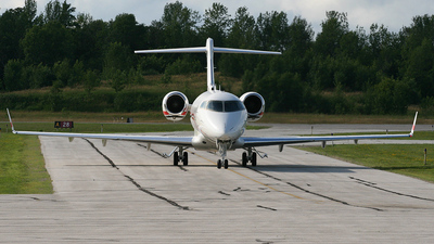 A picture of CGPCZ - Bombardier Challenger 300 - [20096] - © Ian Duke