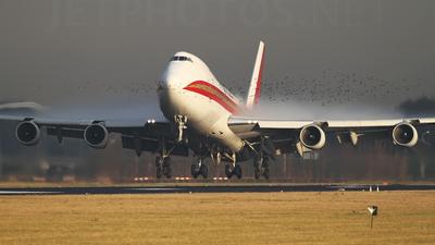 N713CK - Boeing 747-2B4B(SF) - Kalitta Air