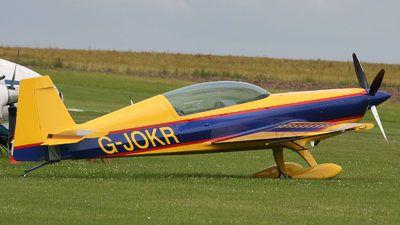 G-JOKR - Extra EA 300L - Private