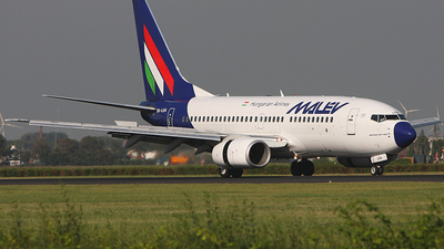 HA-LOA - Boeing 737-7Q8 - Malév Hungarian Airlines