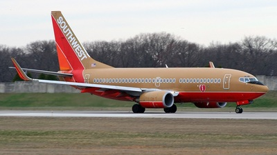 N717SA - Boeing 737-7H4 - Southwest Airlines